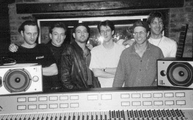 Black Barn Studios 1995 recording Radio City Blues