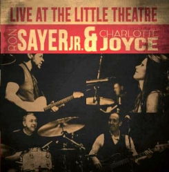 Ron Sayer Live square_COVER